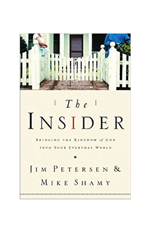 """The Insider"" by Mike Shamy and Jim Peterson"